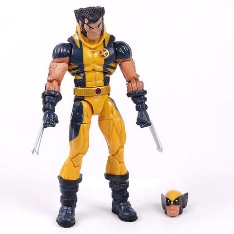 Росомаха классик X-Men без маски