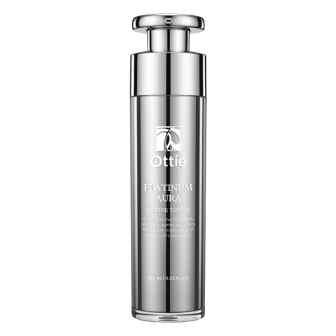 Антивозрастная эмульсия Роскошь платины Ottie Platinum Aura Vital Balancing Emulsion