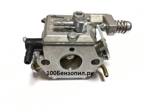 Карбюратор для бензопилы с объемом двигателя 25cc ( три отвода )