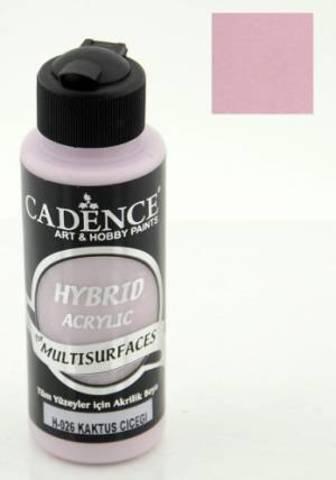 №26 Hybrid Acrylic, Цветок кактуса, 70мл., Cadence