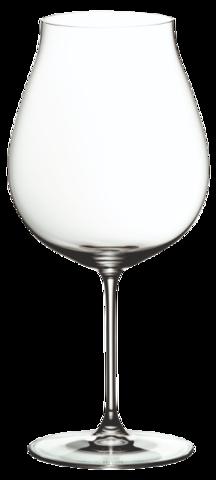 Riedel Veritas - Фужер New Wolrd Pinot Noir 790 мл хрустальное стекло (stemglass) картон