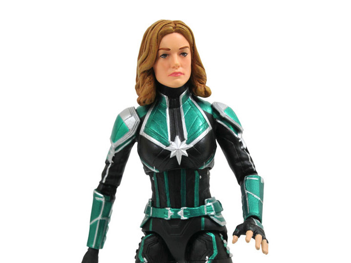 Фигурка Капитан Марвел (Captain Marvel) Marvel Select