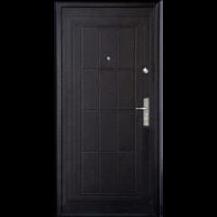 Дверной блок металл. технический, 960х2050 левый (улица/помещ.)