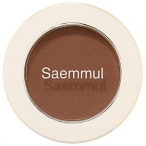 СМ EYE Тени для век матовые Saemmul single shadow(Matt) RD04 1,6гр (10702070/190719/0138096)