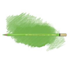 Карандаш художественный акварельный MONDELUZ, цвет 23 весенний зеленый