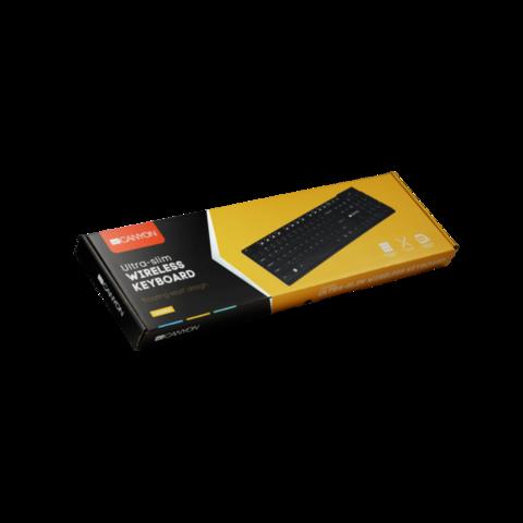 Klaviatura \ Клавиатура \ Keyboard  Canyon Ultra-Slim Wireless / CNS-HKBW2-US