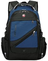 Рюкзак SWISSWIN 8810 Темно-синий