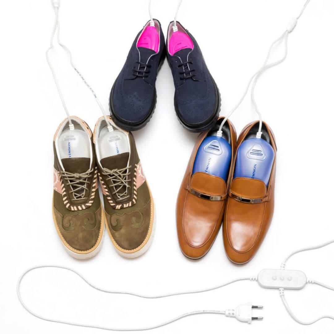 Ультрафиолетовая сушилка для обуви Тимсон 3 в 1 Семейная