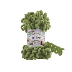 Пряжа Alize Puffy цвет 485