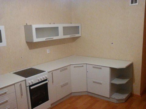 Кухня Олива цвет: Белый глянец