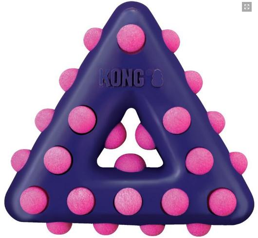 Игрушки Игрушка для собак KONG DOTZ треугольник KONG1.png