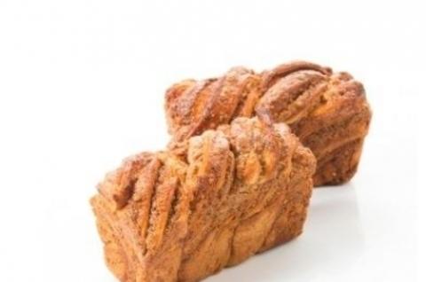 Плетенка ореховая с фундуком  Каравай-СВ (хлеб и выпечка) 0,25кг