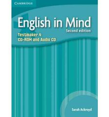 English in Mind (Second Edition) 4 Testmaker Au...