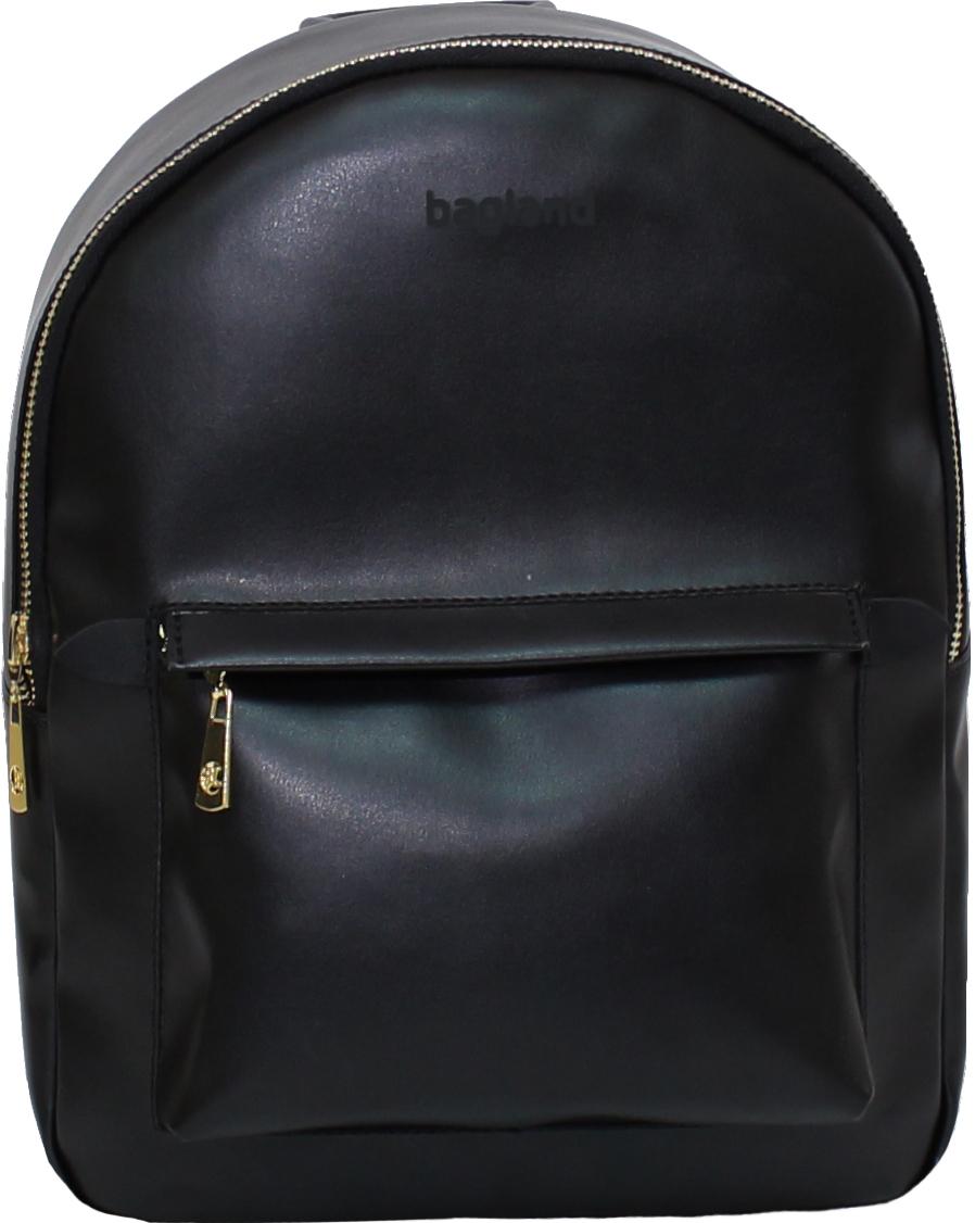 Женские рюкзаки Рюкзак Bagland Linda 6 л. Чёрный (0014096) IMG_8806.JPG