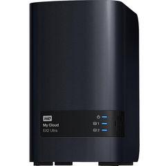 Сетевой накопитель Western Digital WD My Cloud EX2 Ultra 28TB 2-Bay Personal Cloud Storage Server (2 x 16TB)