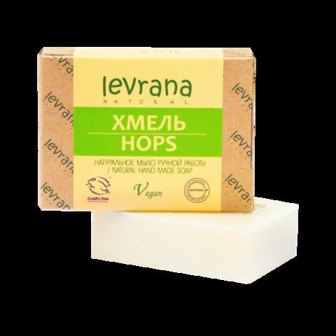 Levrana Натуральное мыло ручной работы Хмель, 100гр