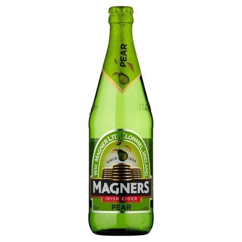 Magners Pear Cider / Магнерс Пиар Сидр (грушевый полусладкий)