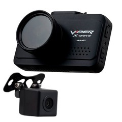 Видеорегистратор Viper X-Drive Duo Wi-Fi