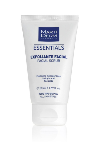 Martiderm Скраб-эксфолиант для лица Essentials Face Scrub