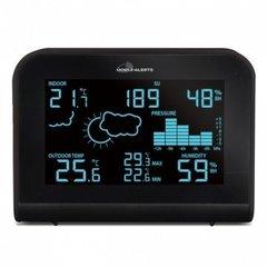 Домашняя метеостанция LaCrosse MA10920 с разными цветами экрана