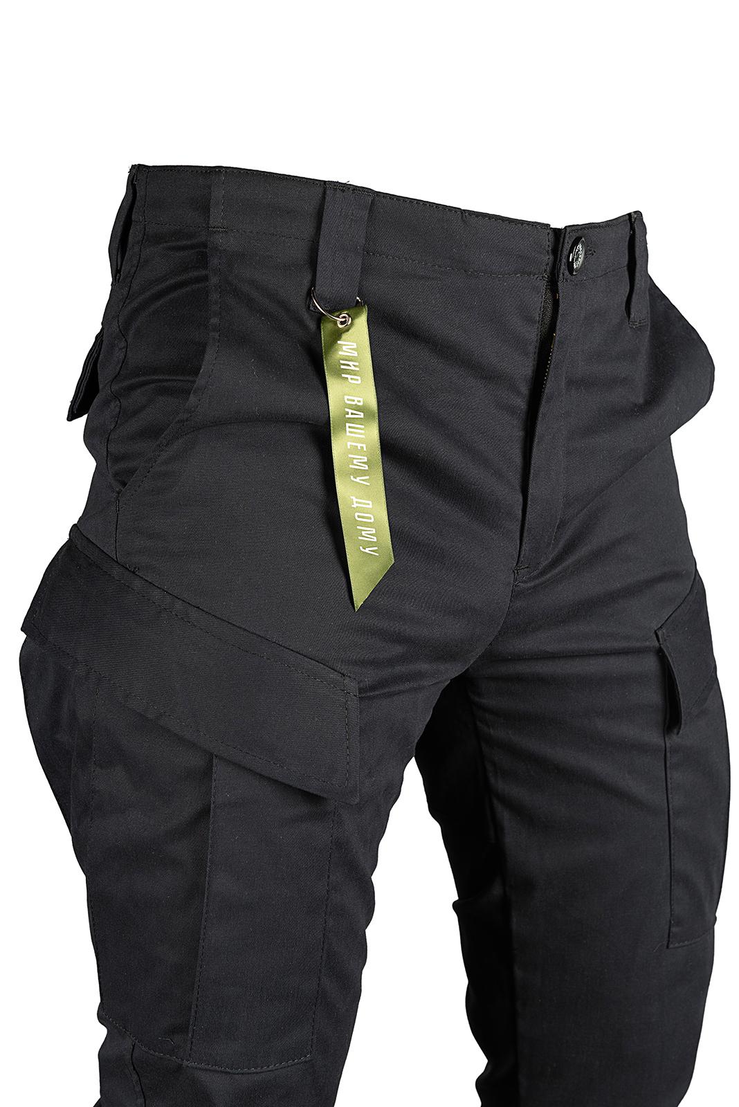 Зауженные брюки карго стрейч в городе Орёл