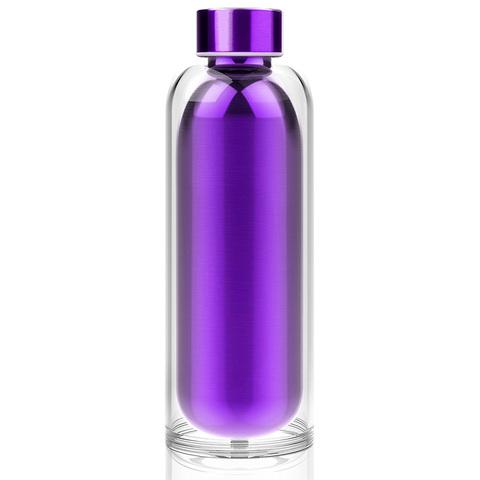 Бутылка Asobu Escape (0,5 литра), фиолетовая