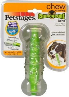"""Petstages Игрушка для собак Petstages """"Хрустящая косточка"""" резиновая 15 см большая e7e42dda-34a2-11e3-9039-001517e97967.jpg"""