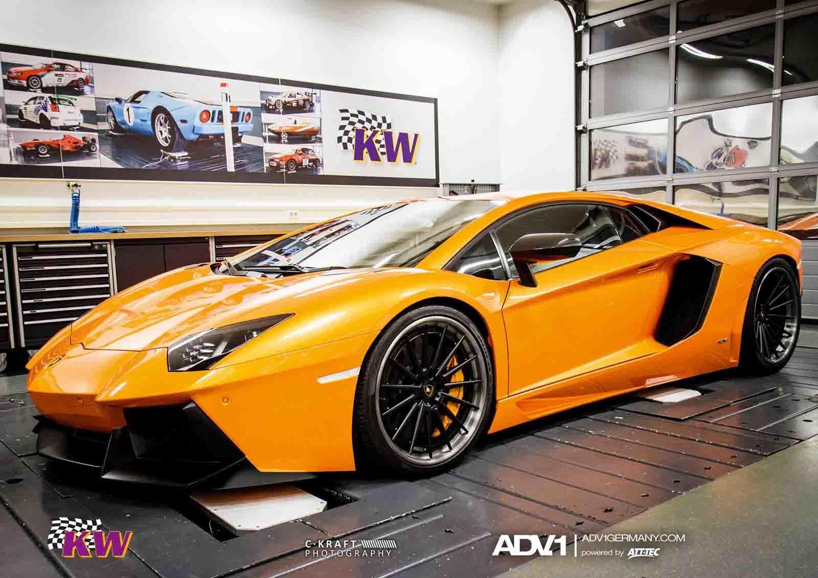 ADV.1 ADV15 Track Spec (SL Series)