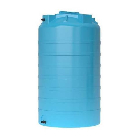 Бак для воды АКВАТЕК ATV 500 (без поплавка, цвет синий)