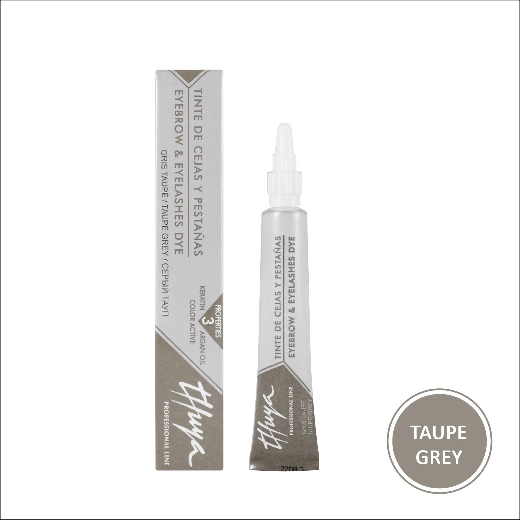 Thuya - Серый Тауп Taup Grey. Краска для бровей и ресниц, 14 мл