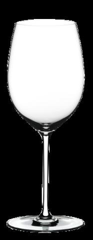 Riedel Fatto a Mano - Фужер Cabernet/Merlot 625 мл хрустальное стекло с белой ножкой (stemglass) картон