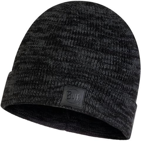 Вязаная шапка Buff Hat Knitted Edik Graphite фото 1