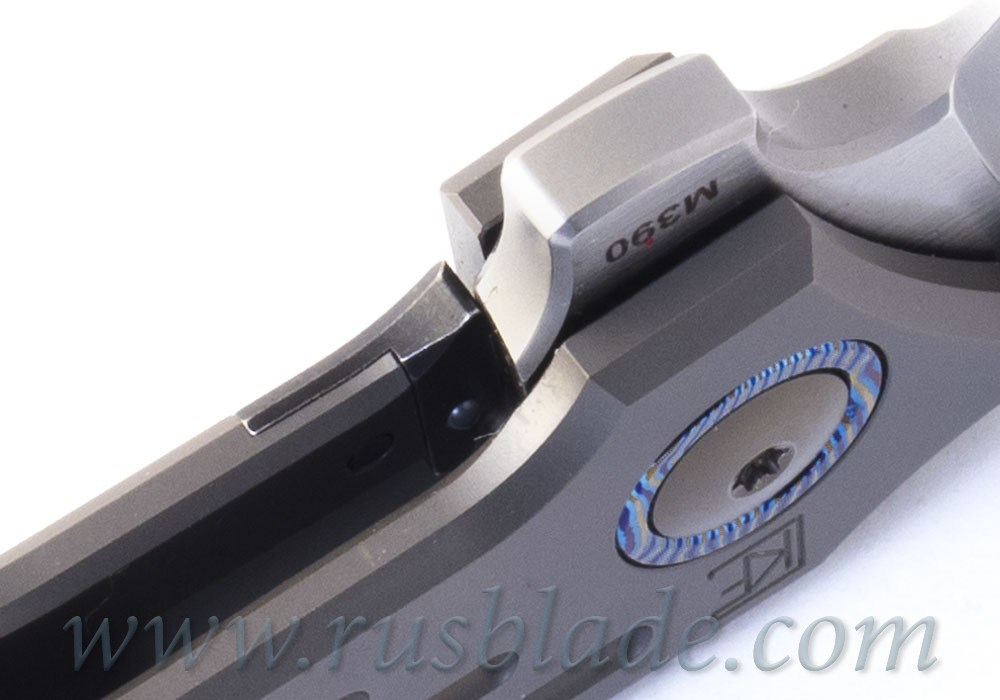 CKF/Rassenti SNAFU 2.0 collab knife - фотография