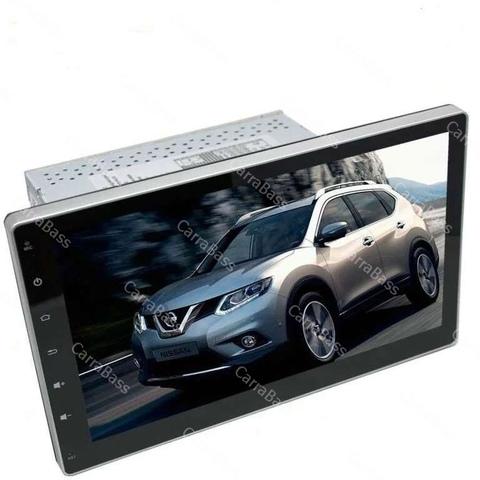 Магнитола 2DIN с экраном 10дюймов Android 10 4/64 IPS DSP 4G модель CB2066T9