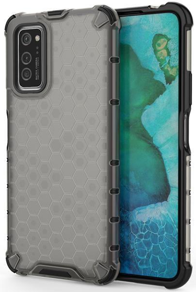 Чехол защитный на Huawei Honor V30 и V30 Pro в темном корпусе от Caseport, серия Honey