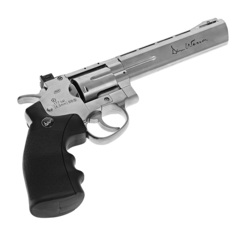 Пневматический револьвер Dan Wesson 6 (Пулевой)