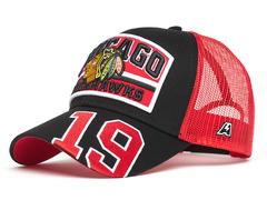 Бейсболка NHL Chicago Blackhawks № 19