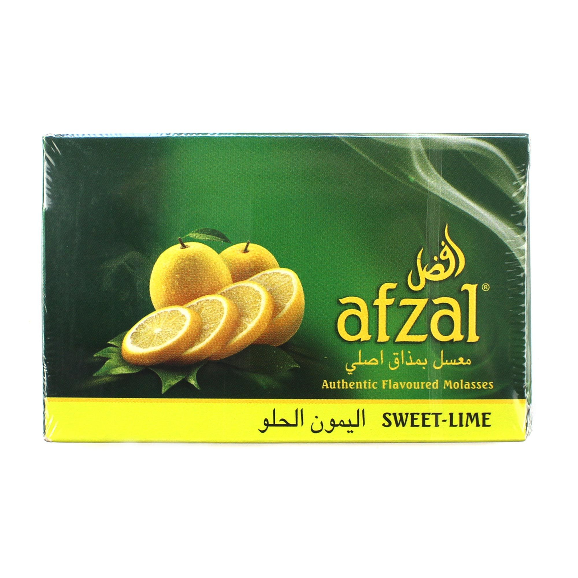 Табак для кальяна Afzal Sweet Lime 50 гр.