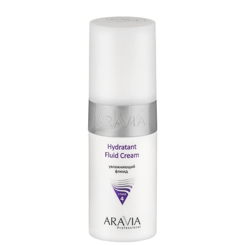 *Успокаивающий увлажняющий флюид для лица (ARAVIA/150мл/6108)