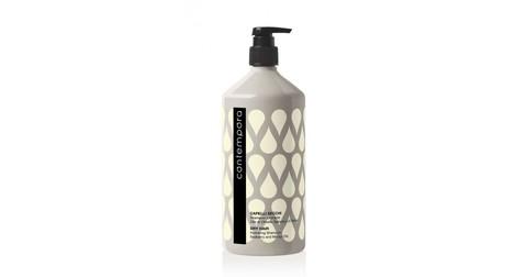 Шампунь для всех типов волос с маслом облепихи и маслом маракуйи, Barex Contempora,1000 мл.