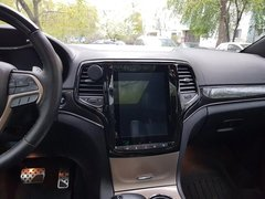 Магнитола JEEP Grand Cherokee (2013+) Tesla Android 9.0 4/64GB IPS DSP модель ZF-1217