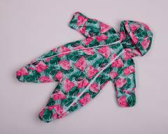 Детский комбинезон весна-осень для новорожденных Look Арбузик