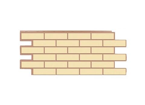 Фасадная панель Модерн - Жёлтый