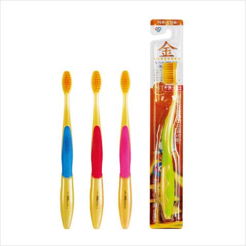 Зубная щетка для детей от 7 лет со сверхтонкими щетинками с ионами нефрита EQ Wellbeing