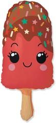 F Счастливое эскимо, красный, 33