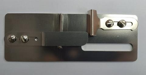 Окантователь регулируемый для подгиба ткани вниз на распошивальной машине KHF46   Soliy.com.ua