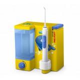 Aquajet LD-A8 желтый детский ирригатор полости рта