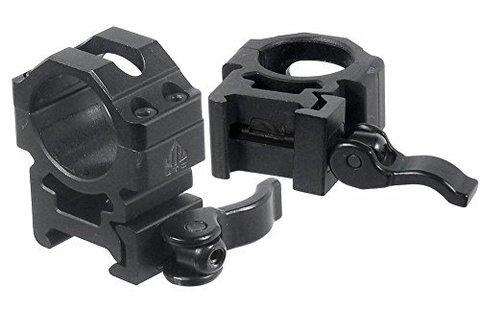 Кольца UTG Leapers на Weaver, средние, 25,4 мм [RQ2W1154]