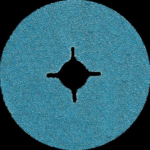 Фибровый шлифовальный диск A60 125 мм