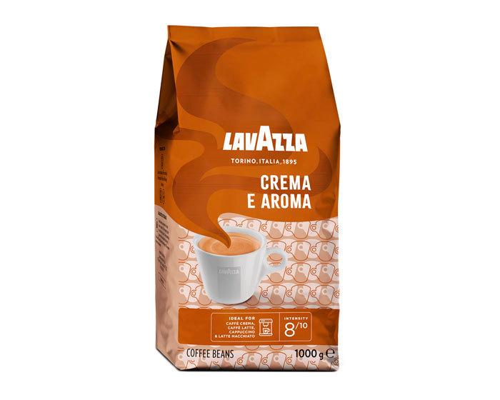 купить Кофе в зернах LavAzza Crema e Aroma, 1 кг